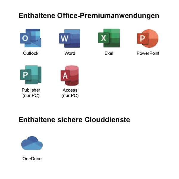 MS Microsoft 365 Apps for Business