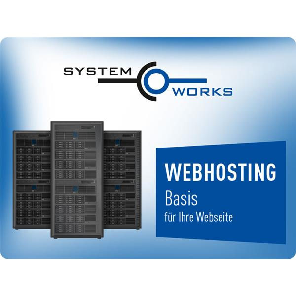 Webhosting Basis