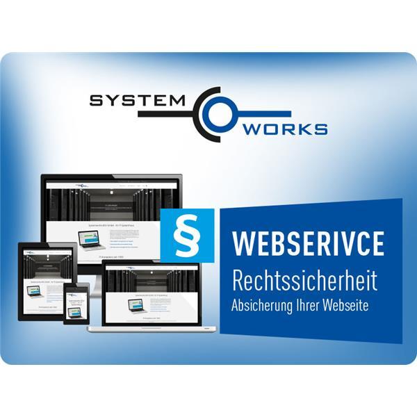 Webservice Rechtssicherheit