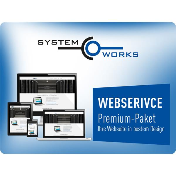 Webservice Premium-Paket