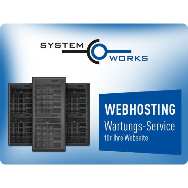 Webhosting Wartungs-Service