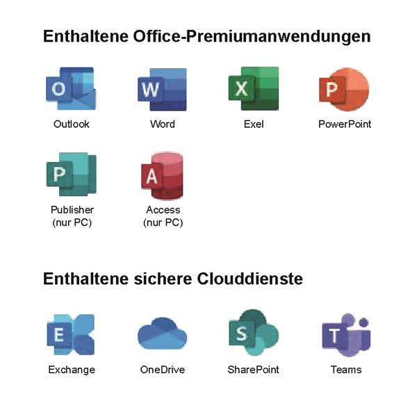 MS Microsoft 365 Business Standard